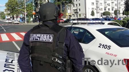 В Грузии назвали захват заложников в банке терактом - Радио Sputnik, 21.10.2020