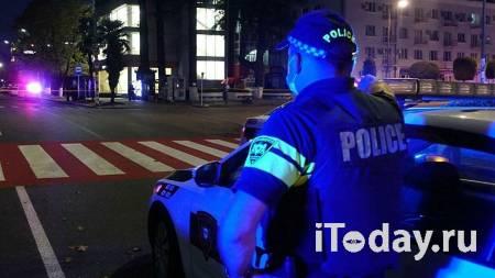 Полиция выполнила одно из требований захватившего банк в Зугдиди - Радио Sputnik, 21.10.2020