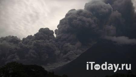 На Камчатке два поселка накрыло пеплом с вулкана Безымянный - 22.10.2020