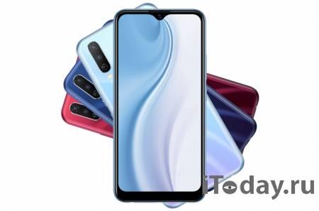 Смартфоны Vivo Y3s и Vivo Y30 вышли в Китае
