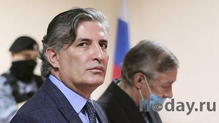 Пашаев ответил на заявления Ефремова в суде - 22.10.2020