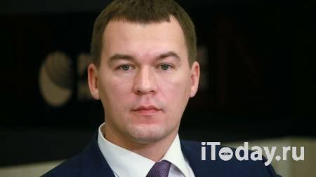 Дегтярев обвинил протестующих в неверной интерпретации Конституции - 23.10.2020