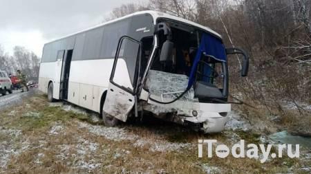 Число жертв ДТП с автобусом в Новосибирской области выросло до пяти - 24.10.2020