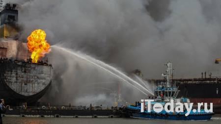 На российском танкере в Азовском море прогремели взрывы - 24.10.2020