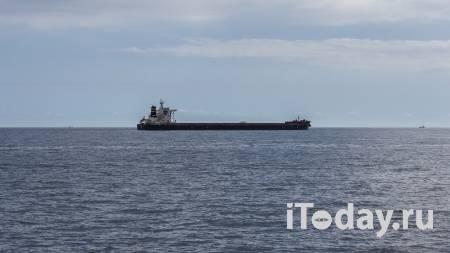 К месту ЧП с танкером в Азовском море прибыли спасатели Морспасслужбы - 24.10.2020