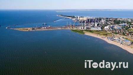 Выяснилось, как действуют спасатели после ЧП на танкере в Азовском море - Радио Sputnik, 25.10.2020