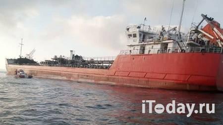 СК возбудил уголовное дело после взрыва на танкере в Азовском море - 25.10.2020