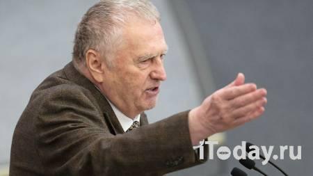 """Жириновский предложил оставить в России две партии: """"кремлевскую"""" и ЛДПР - 26.10.2020"""