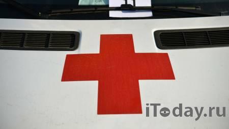 На трассе в Красноярском крае перевернулся микроавтобус - 27.10.2020