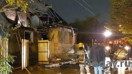 В Калининграде три человека погибли при пожаре в реабилитационном центре - 27.10.2020