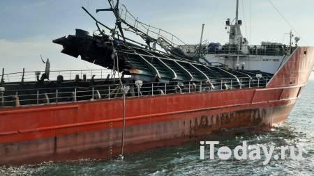 При осмотре взорвавшегося танкера обнаружили тела погибших - 27.10.2020