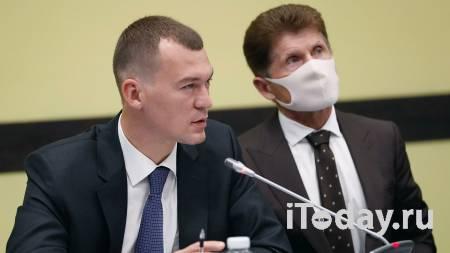 Дегтярев сформировал команду для управления Хабаровским краем - 28.10.2020