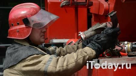 В Ростовской области загорелся цех на площади 300 квадратных метров - 28.10.2020