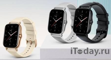 В продажу на российский рынок поступают смарт-часы Amazfit GTR 2 и Amazfit GTS 2