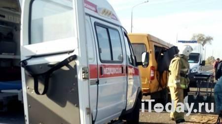 В Чувашии шесть человек пострадали в крупном ДТП - 30.10.2020