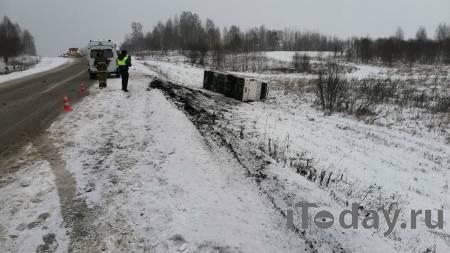 СК начал проверку из-за в ДТП с автобусом под Воронежем - 30.10.2020