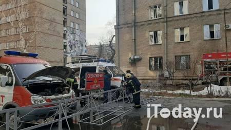 Спасатели потушили пожар в челябинской больнице - 31.10.2020