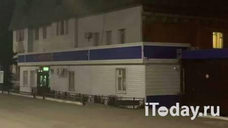 В Москве мужчина напал на полицейских у здания МВД - 31.10.2020