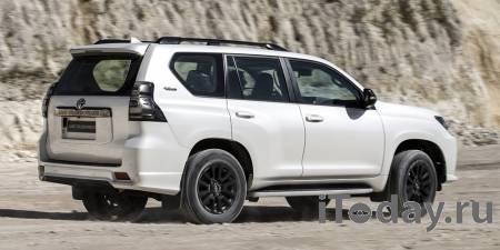 Toyota Land Cruiser Prado набрался сил иподорожал