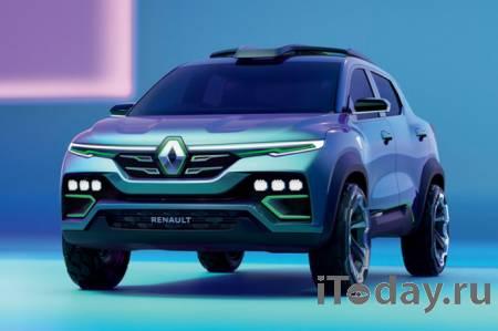 Renault представила новый кроссовер для бедных