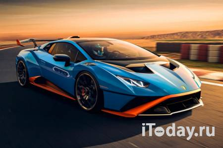 Цифра дня: 22,5млн рублей зановую Lamborghini Huracan STO