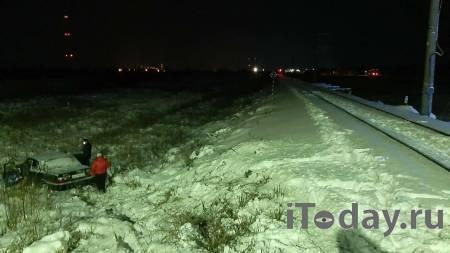 В ЯНАО водитель легковушки погиб в результате столкновения с поездом - 05.11.2020