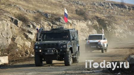 Совфед получил обращение Путина об использовании миротворцев в Карабахе - 18.11.2020