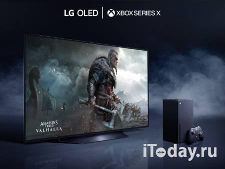 LG и Microsoft будут совместно продвигать свои OLED-телевизоры и консоль Xbox Series X