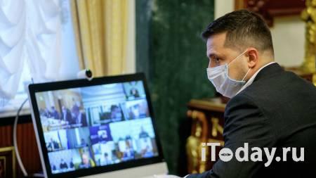 Шаткие позиции. Опрос показал, насколько украинцы доверяют Зеленскому - Радио Sputnik, 19.11.2020
