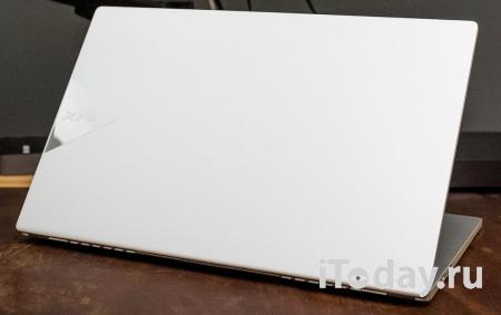 Intel показала собственный ноутбук