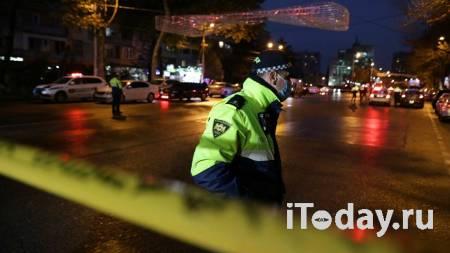 Стали известны требования захватившего заложников в Тбилиси - Радио Sputnik, 20.11.2020