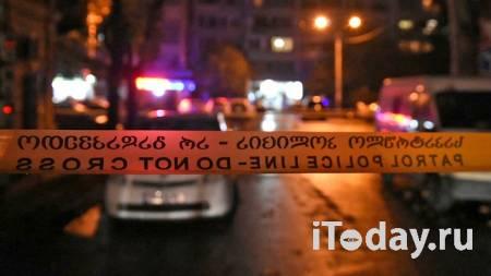 В Тбилиси освободили заложников и задержали захватчика - Радио Sputnik, 20.11.2020