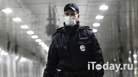 В центре Москвы полиция проверяет информацию о звуках выстрелов - 22.11.2020