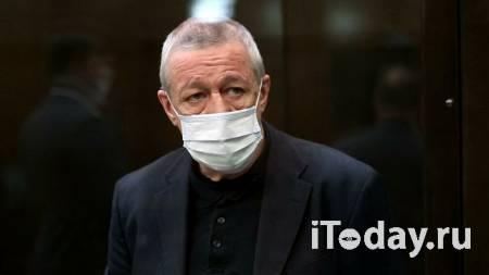 Суд рассмотрит иск по делу Ефремова о компенсации расходов на похороны - 23.11.2020