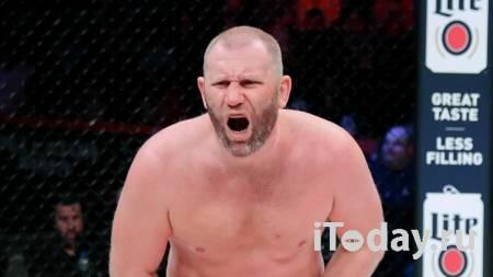 Носов: Харитонов окончательно потерял авторитет среди бойцов ММА - Спорт 23.11.2020