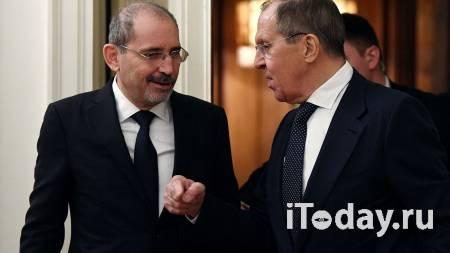 Лавров обсудил с главой МИД Иордании урегулирование в Карабахе - 23.11.2020