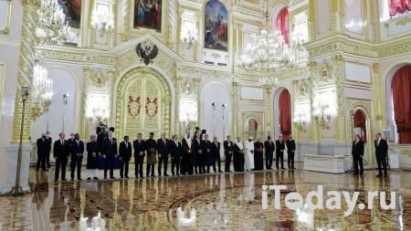 Путин пожелал успеха новым послам иностранных государств в России - 24.11.2020