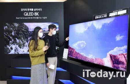 Доля Samsung на мировом рынке телевизоров приближается к четверти
