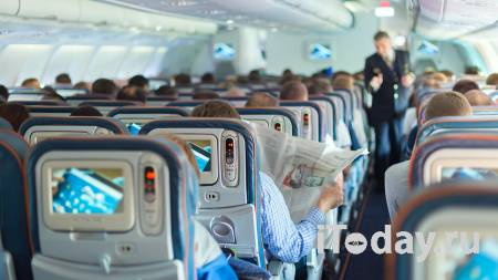 Вылет самолета из Петербурга в Москву задержали из-за драки на борту - 24.11.2020