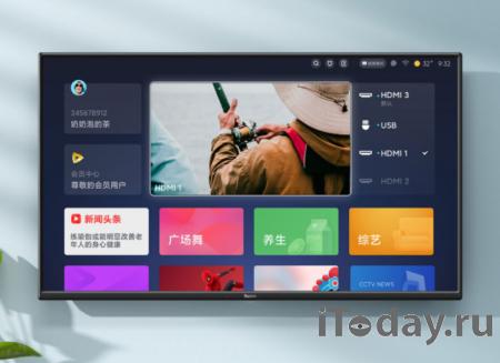 Xiaomi лидирует на рынке Smart TV в Китае