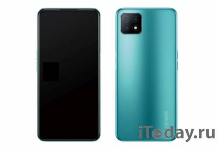 Стали известны цена и характеристики смартфона OPPO A53 5G
