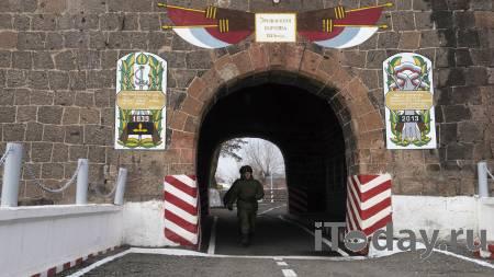 Тело российского военного нашли в Армении - Радио Sputnik, 26.11.2020