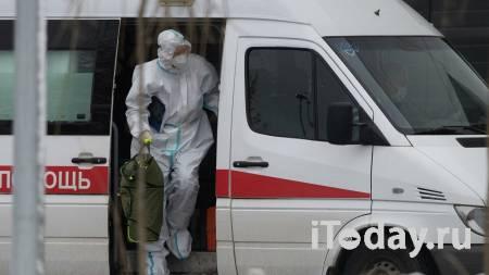 В Москве за сутки госпитализировали 1549 пациентов с коронавирусом - 27.11.2020