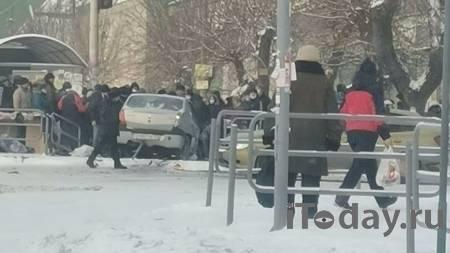 В Челябинске рассказали о состоянии пострадавших при ДТП - 28.11.2020