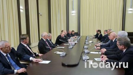 Песков назвал очную встречу Путина с судьями КС маловероятной - 28.11.2020