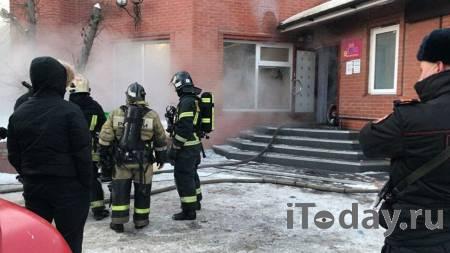 В Подмосковье крыши двух домов горят на площади 500 квадратных метров - 29.11.2020