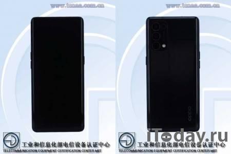 Стали известны подробности о серии смартфонов OPPO Reno5