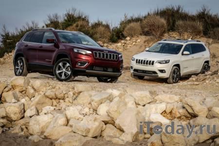 Jeep Cherokee больше непродается вРоссии