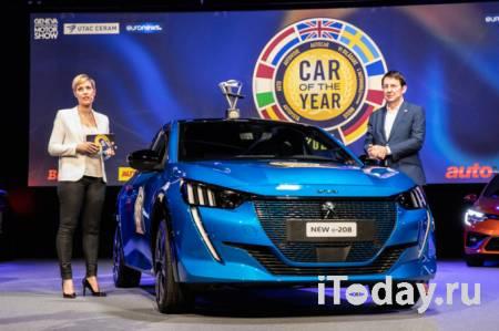 Лучшую европейскую машину выберут 1 марта