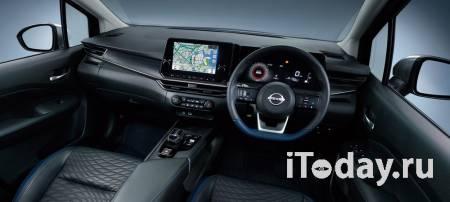 Полноприводный Nissan Note вышел впродажу